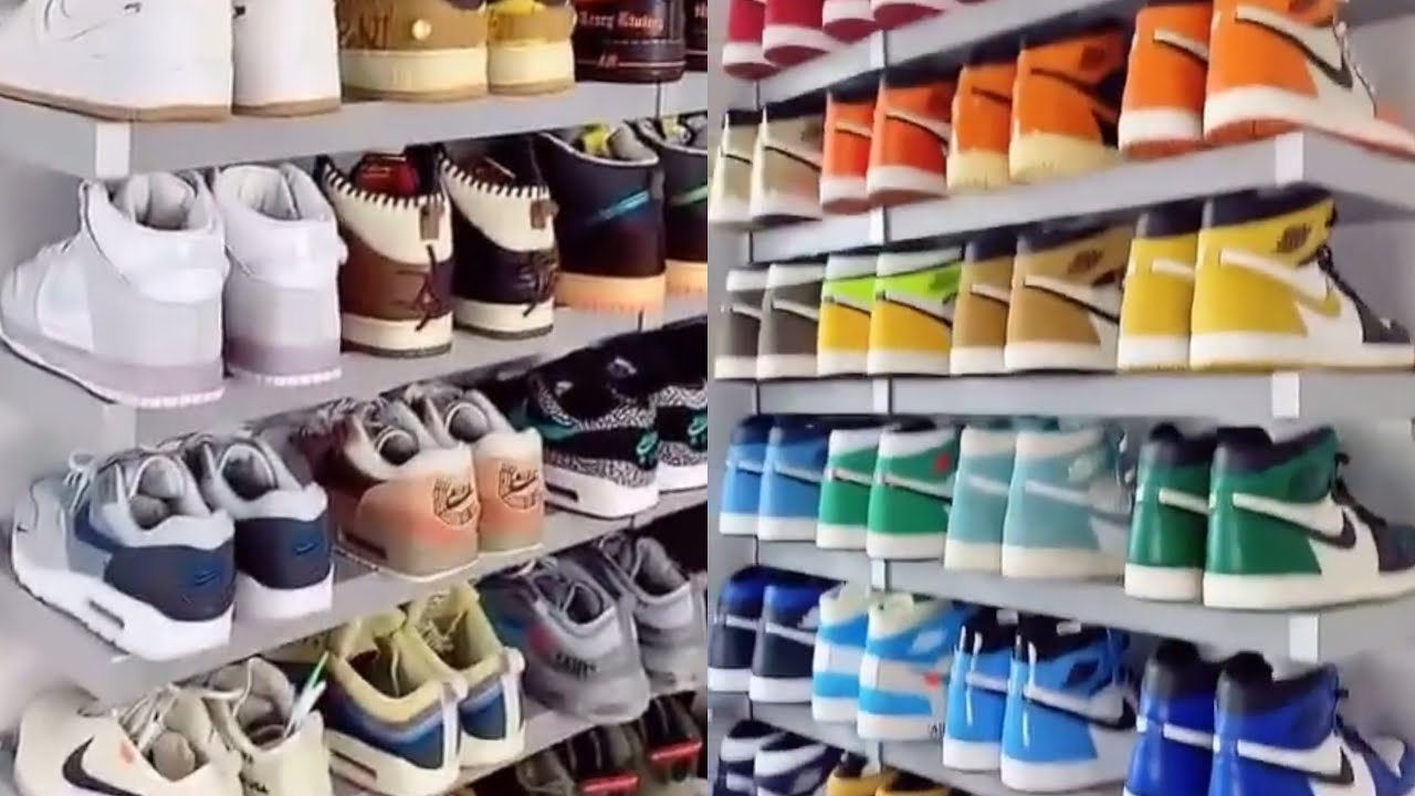 Crazy Shoe Collection Has a Pair for Every Color 😲