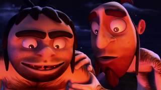 Hài vãi lều: Côn Đồ Thời Tiền Sử / Prehistoric hooligans (funny cartoon)