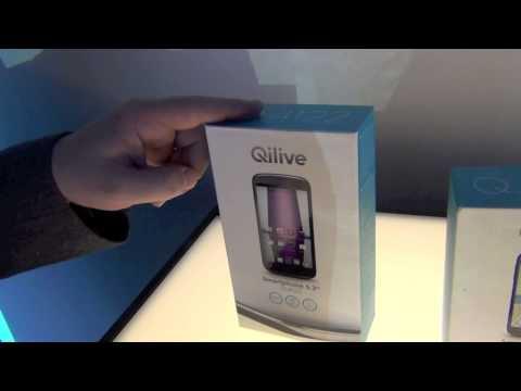 Smartphones Qilive By Auchan - Presentation FR