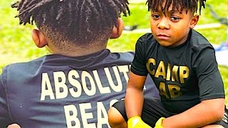 Champ Brown | 9 Year Old Baller | 2016 Highlights