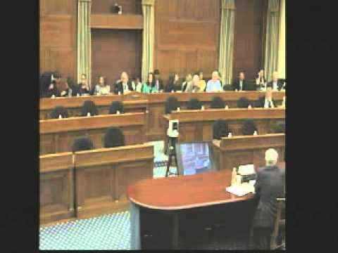 Hearing: Navigating the Clean Water Act Is Water Wet (EventID=102476)