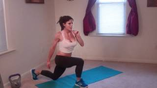 15 Minute Body Sculpting Workout