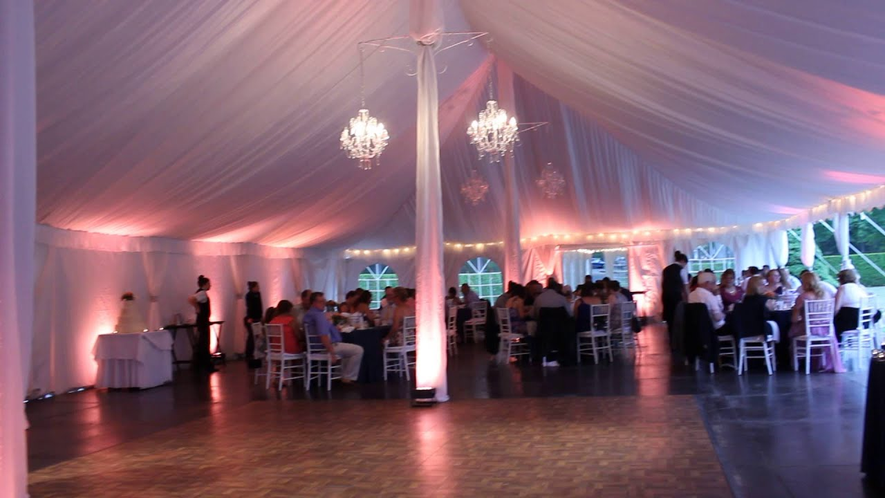 Lake Pearl Tent Decorations With Baltazar Entertainment