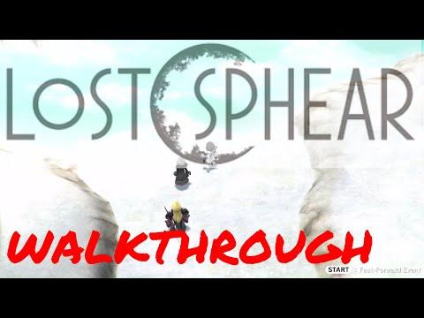 lost sphear guide - mirror lake walkthrough - How to beat gearoid - Locke! Is THAT YOU?