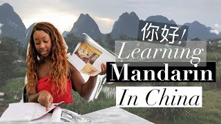 HOW TO LEARN CHINESE IN A MONTH | ft. OMEIDA