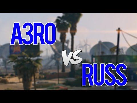 A3RO vs RUSS CvC (XB ONE)