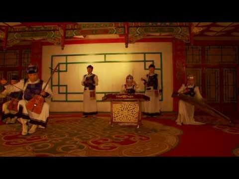 Trip to Mongolia Part II - Earth Energy Center/GOBI Desert/Cultural Show/North Gate to Shambhala
