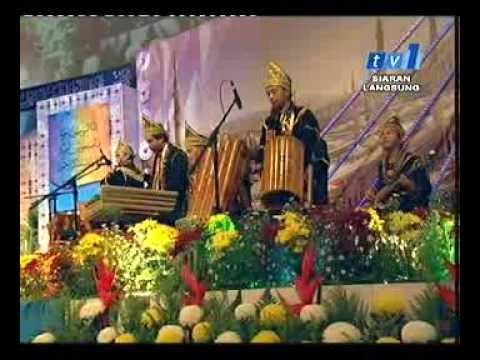 4 (Iman Mutiara) Nazrey & Kinabalu Merdu Sound Tilawah Al Quran Antarabangsa 2010