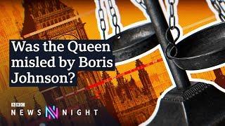 Brexit: Scottish judges rule parliament suspension unlawful DISCUSSION - BBC Newsnight