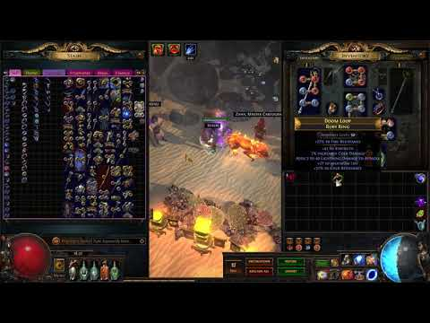 Path of Exile Rare Items Price Check Tutorial