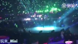 Реакция китайских фанаток на живое выступление Димаша - Chinese Top Music Awards