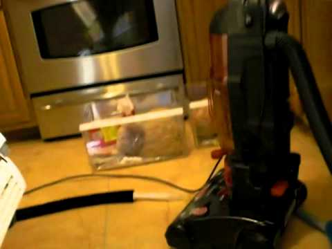 How to clean the condenser coils on a Whirlpool refrigerator - YouTube