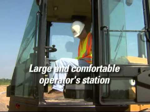 Cat® Vibratory Soil Compactors   Production-Class
