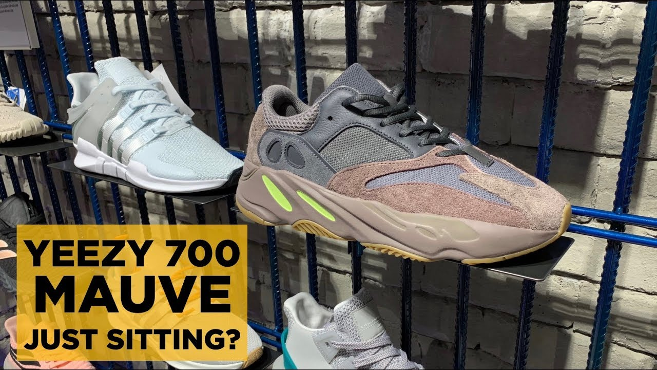 539e339570661 YEEZY 700 MAUVE SITTING ON SHELVES IN THE PHILIPPINES  - YouTube