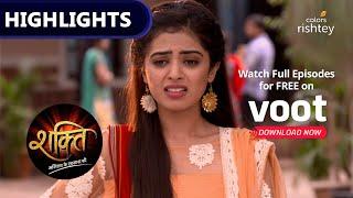 Shakti  शक्ति  Soumya Fails In Her Attempt