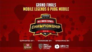 Download Video Bali United esports Championship 2019 - Grand Finals Mobile Legends & PUBG Mobile MP3 3GP MP4