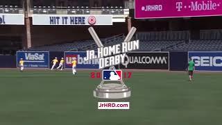 MLB Junior Home Run Derby