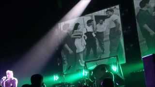 Morrissey-I HAVE FORGIVEN YOU JESUS-Live-May 13, 2014-The Plaza Theatre, El Paso, TX-The Smiths MOZ