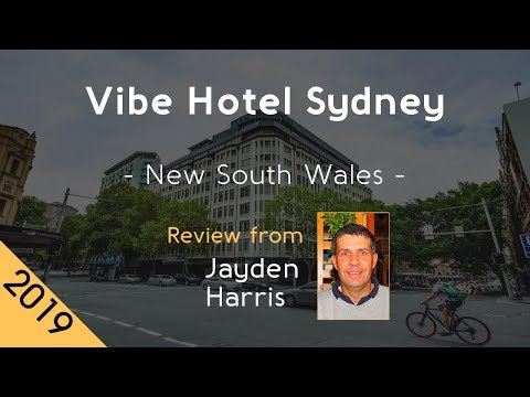 Vibe Hotel Sydney 4⋆ Review 2019