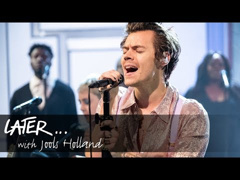 Harry Styles - Lights Up (Later... With Jools Holland)