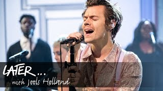Baixar Harry Styles - Lights Up (Later... With Jools Holland)