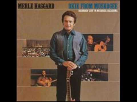 Merle Haggard, i wonder if they ever think of me.