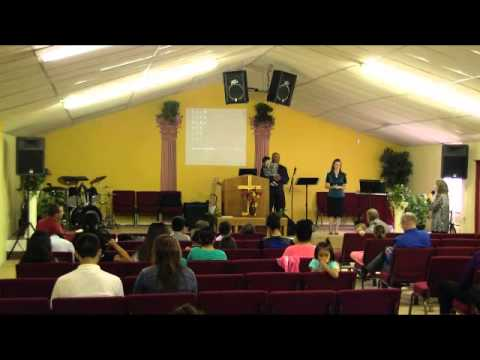 Trust Issues Pastor Appreciation Service 2
