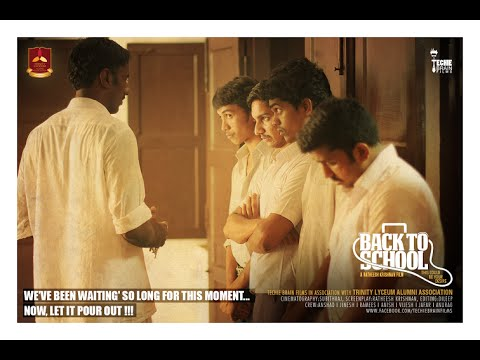 Back to School -National Award Winning Malayalam Short Film 2015 With Subtitles.