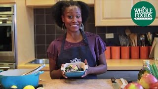 Easy Cooking: Sautéed Apples And Kale | Quick & Simple | Whole Foods Market