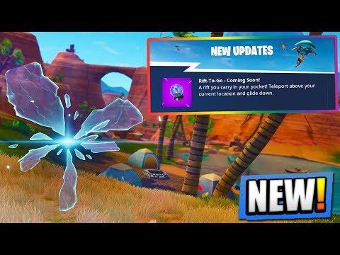 new-fortnite-update-rift-to-go-item-road-trip-fortnite-update-fortnite-battle-royale
