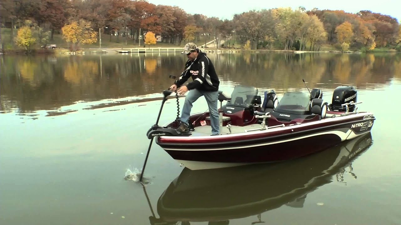 Motorguide introduces the all new xi5 wireless trolling for New motorguide trolling motor