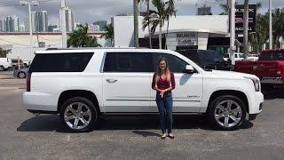 2017 GMC Yukon XL Denali | Brickell Buick GMC | Miami, FL