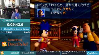 Mystical Ninja Starring Goemon by ZAR6565 in 1:15:50