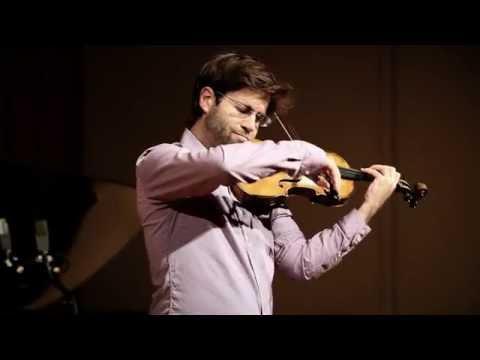 Wieniawski: Skerzo Tarantelle - Tomas Cotik, violin - Tao Lin, piano