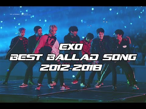 EXO Ballad Playlist: Relaxing Music, Sleeping Music, Study, Stress Relief...
