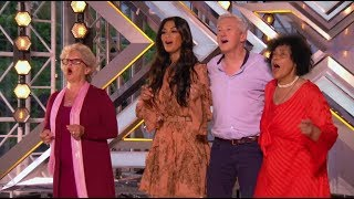 """Simon Predicts This """"Group"""" Is The Next Eurovision WINNER Next Year! The X Factor UK 2017"""