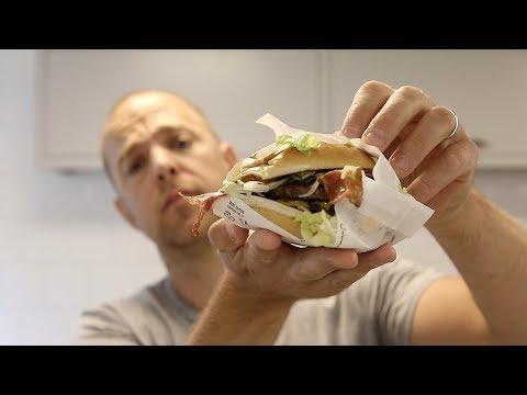Testar McDonalds Smokey BBQ