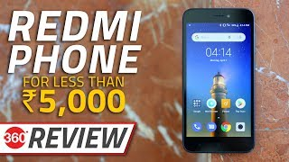 Redmi Go Review | Performance, Camera, Battery, and More Tested