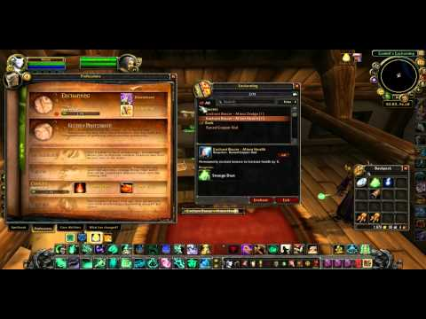 Enchanting For Beginners - World Of Warcraft