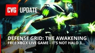 Defense Grid: The Awakening Gameplay - FREE Xbox Live Gold Game