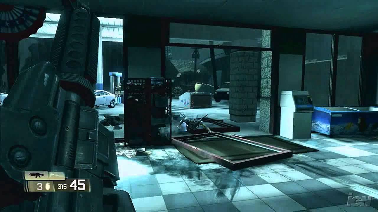 Download BlackSite: Area 51  Xbox 360 Gameplay - Demo Walkthrough