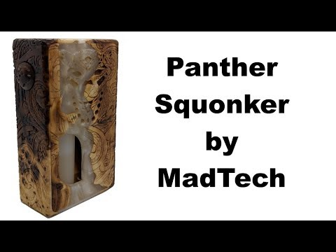 The Panther Squonker by Madtech