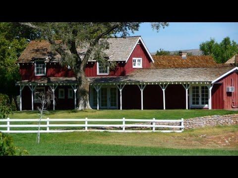 Spring Mountain Ranch House Tour