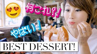 Best Dessert in America?! Hole Doughnuts!【U.S. Road Trip #21】