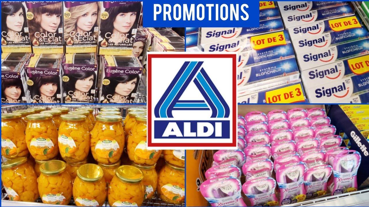 Download 💥🛒ARRIVAGE ALDI PROMOTIONS DE LA SEMAINE -40%