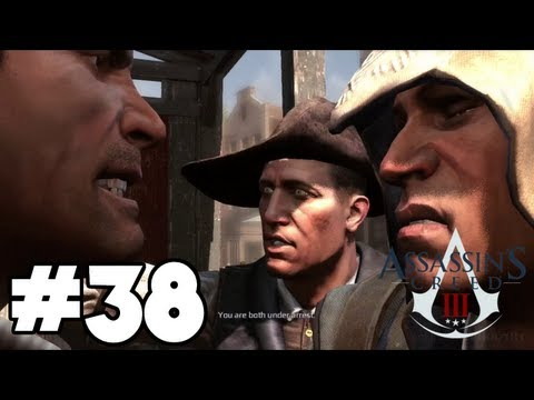 Assassin's Creed III - Walkthrough (Part 38) - Mission: Something on the Side (Sequence 8)