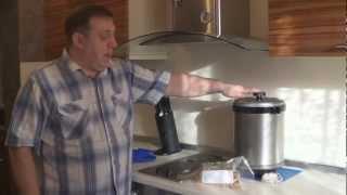 Краковская полукопченая колбаса.(Краковская полукопченая колбаса, приготовленная в домашних условиях- это вкусно и полезно. Купить оболочк..., 2013-02-11T21:13:43.000Z)