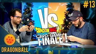 La grande Finale du Tournoi scellé ! Xari vs Tweekz - Dragon Ball Super Card Game #13