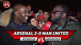 Arsenal 2-0 Man United | David Luiz Showed His Leadership Quality! (Kelechi)