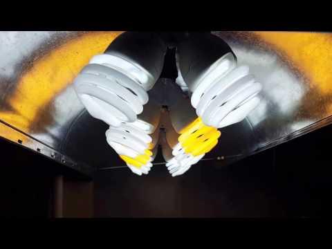 Cheap DIY grow light Aquaponics Hydroponics Part 2